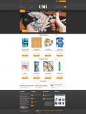 Адаптивный интернет-магазин строительных материалов